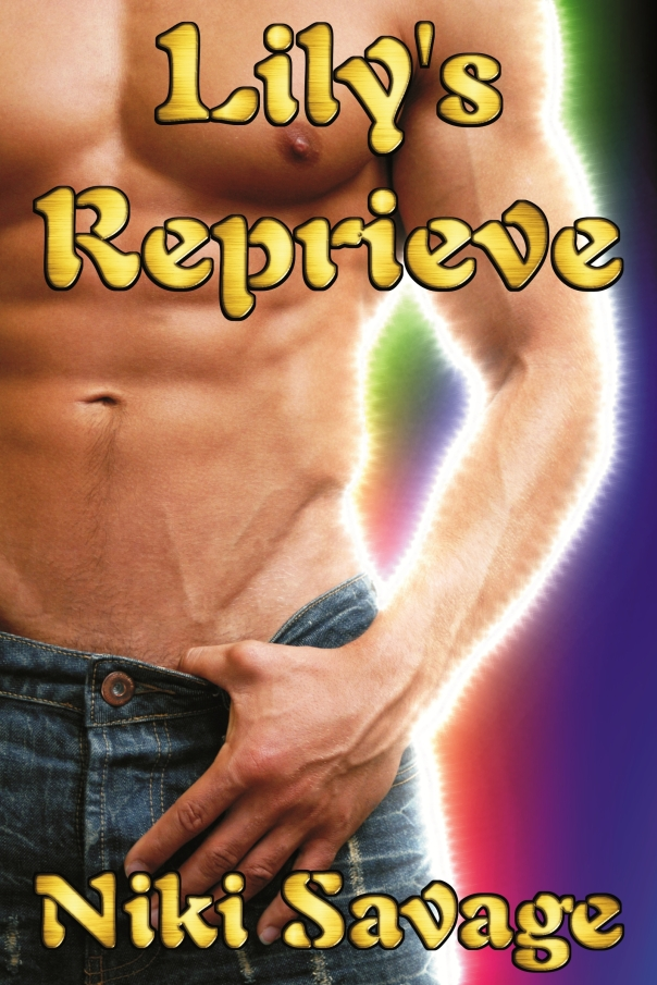 Lily's Reprieve new cover pic