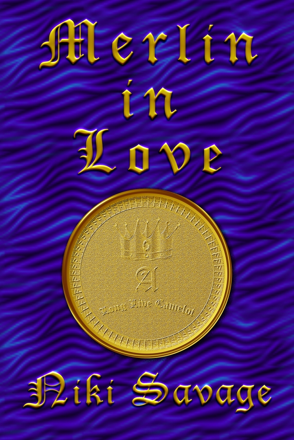 Cover for Merlin in Love
